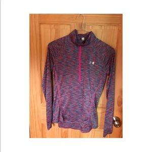Under Armour Athletic Zip Pullover